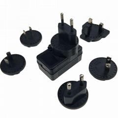 6V0.6A适配器 转换头电源适配器