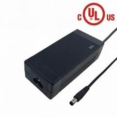 電動滑板車充電器 42V1.5A充電器 3pin航空連接器
