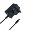 4.2V1A鋰電池充電器 單節