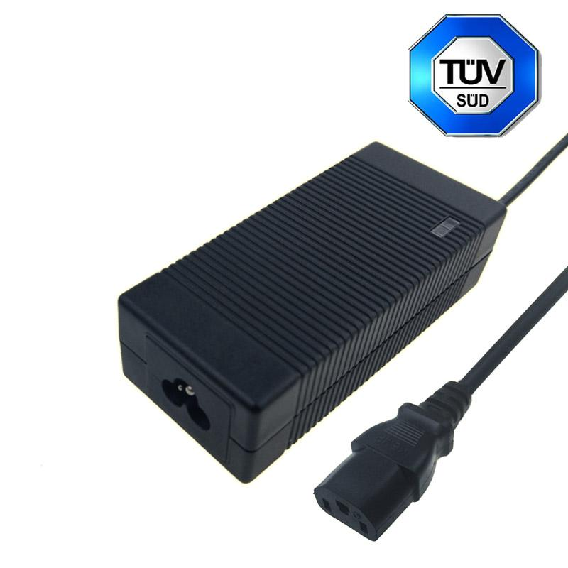 12.6V5A锂电池充电器 电动喷雾充电器 2