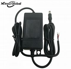 IP65等級 12.6V2A鋰電池充電器 防水電池充電器