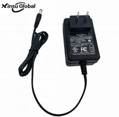 CSA認証16.8V2A充電器 美規插腳充電器
