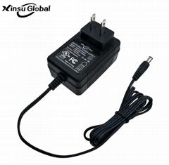 12.6V2A充電器 UL認証儿童教育玩具機器人充電器