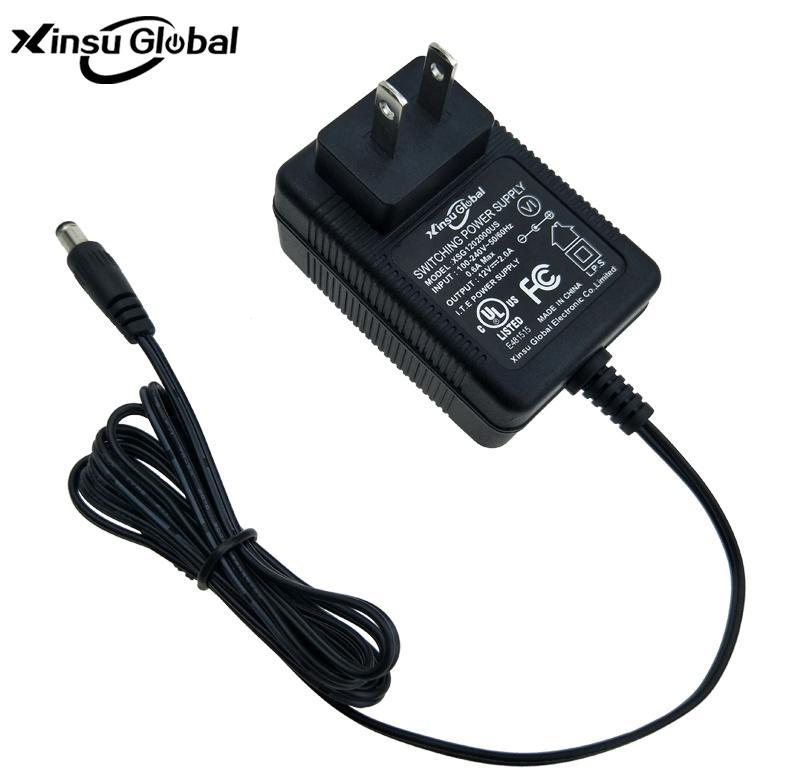 4.2V1A锂电池充电器 儿童教育机器人充电器 2