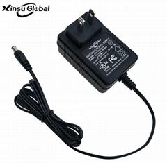 4.2V1A鋰電池充電器 儿童教育機器人充電器