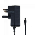 24v 0.8a power adapter for bank power