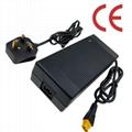 SAA RCM C-Tick認証 25.2V4A電池充電器 2