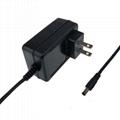 12.6V2A锂电池充电器 探