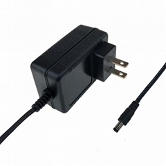 12.6V2A锂电池充电器 探测器充电器