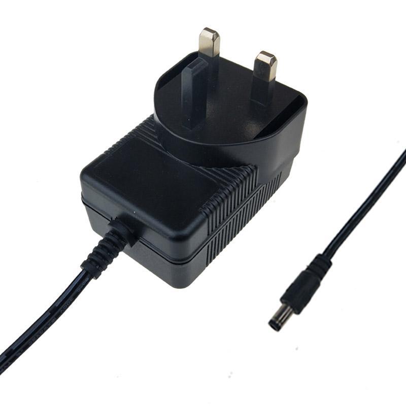 12.6V2A鋰電池充電器 探測器充電器  3
