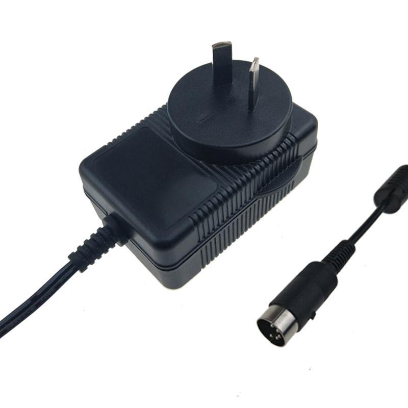 12.6V2A鋰電池充電器 探測器充電器  5
