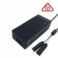 44V1.5A铅酸电池充电器 电动摩托车充电器 3