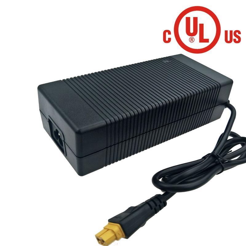 UL KC PSE認証42V5A鋰電池充電器 10串鋰電池組充電器 1