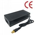 UL KC PSE認証42V5A鋰電池充電器 10串鋰電池組充電器 4