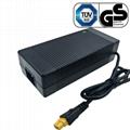 UL KC PSE認証42V5A鋰電池充電器 10串鋰電池組充電器 5