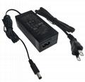 14.6V3.5A鉛酸電池充電器  電動玩具車充電器 2