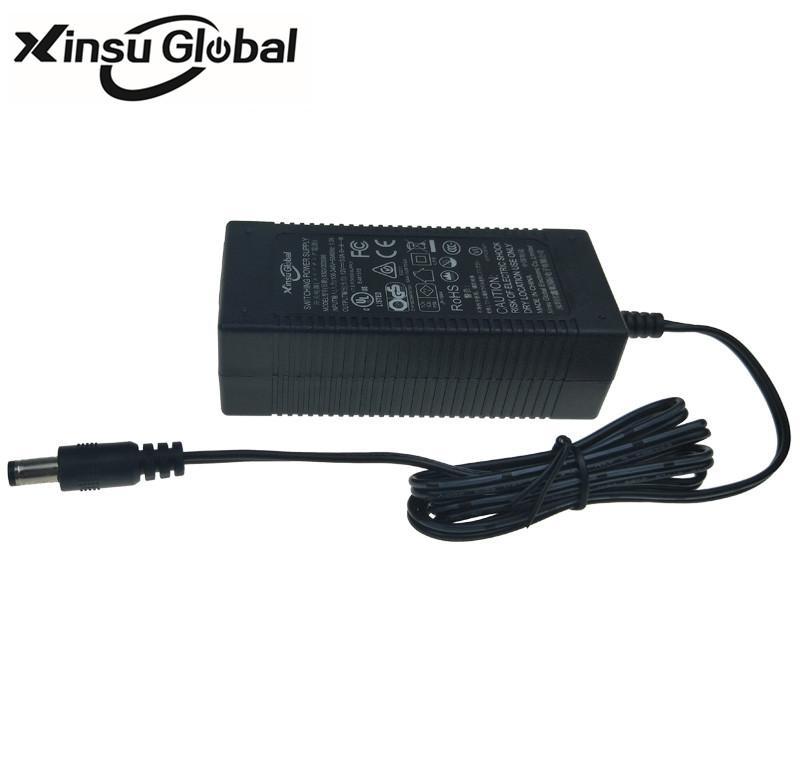 36.5V2A锂电池充电器 UL认证36.5V充电器 1