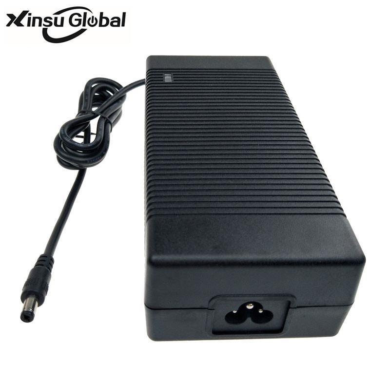 36.5V6A充電器 36.5V踏板車充電器 UL認証36.5V充電器 2