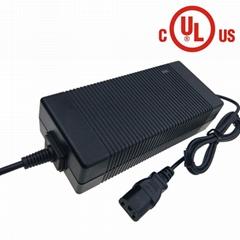 54.6v 3a 医疗产品适用锂电池充电器