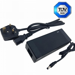 Factory price 63W 18v 3.5A desktop power adapter