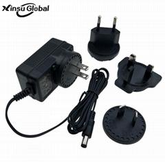 12V2A电源适配器 摄影机/闭路电视适配器