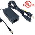 美国UL认证14.6V4A铅酸电池充电器 12V铅酸电池充电器 2