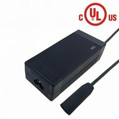 44V2A鉛酸電池充電器  電動車充電器 安規認証