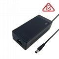 43.8V2A磷酸鐵鋰電池充電