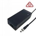 43.8V2A磷酸鐵鋰電池充電器 日本PSE認証43.8V充電器 2