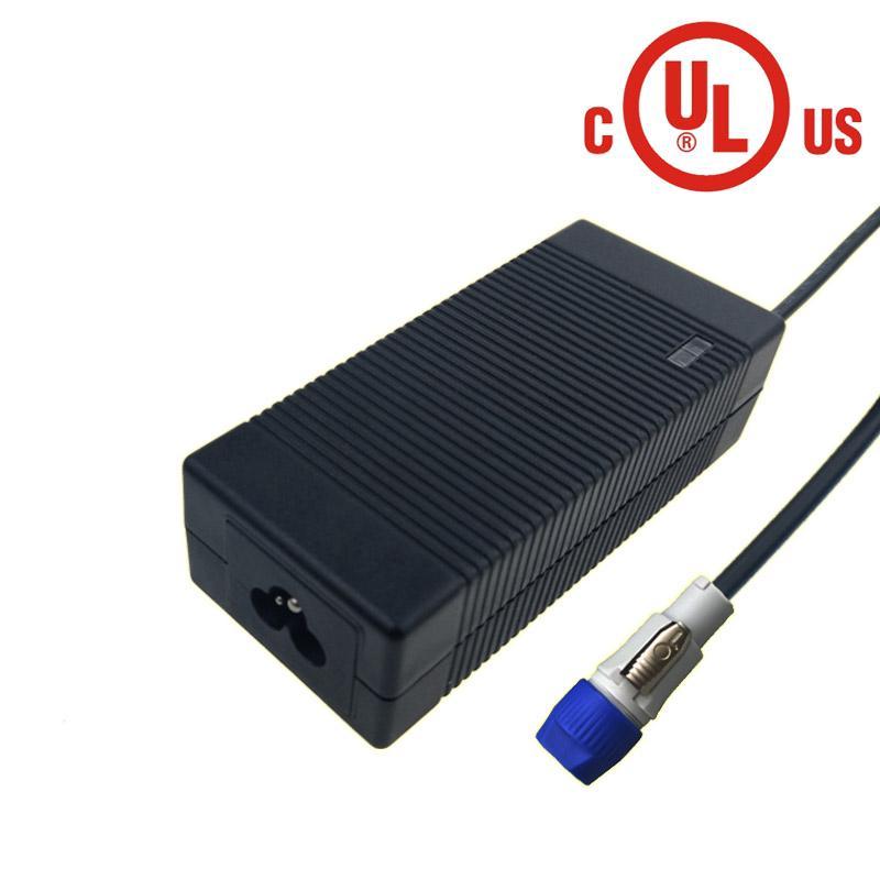 29.2V2A磷酸鐵鋰電池充電器,日規PSE認証29.2V電池充電器 3