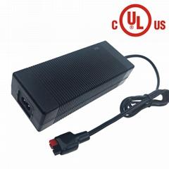 58.4V3.5A充电器 电动车充电器 冲浪板充电器