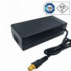 美國UL認証43.8V4.5A鉛酸電池充電器