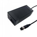 高品質14.6V2A鉛酸電池充電器 UL CCC PSE GS CE認証充電器 2