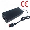 50.4V 3.5A 充电器 50.4V充电器12串锂电池组充电器 3
