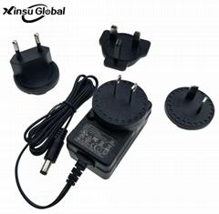 優質UL認証7.5V3A 22W AC 電源適配器