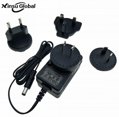 Good quality UL listed 7.5v 3A 22.5w ac power adapter