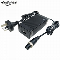UL60335 listed 48v 2.5a ac adapter