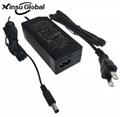 美国UL认证42V2A锂电池充电器 84W电池充电器 3