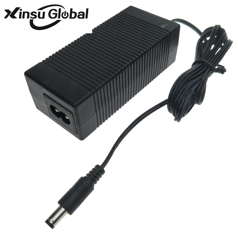 美国UL认证42V2A锂电池充电器 84W电池充电器 4