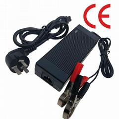 UL GS PSE認証42V4A鋰電池充電器 十串鋰電池組充電器