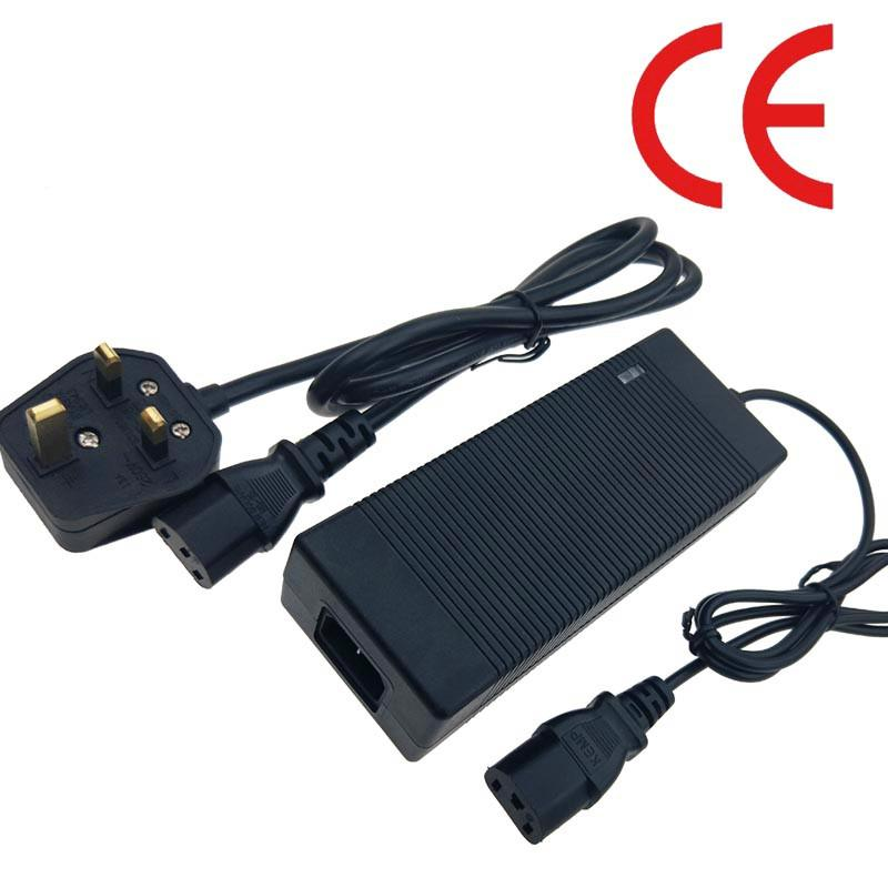 UL GS PSE认证42V4A锂电池充电器 十串锂电池组充电器 4