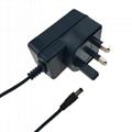 UL PSE GS认证4.2V1.5A锂电池充电器 2