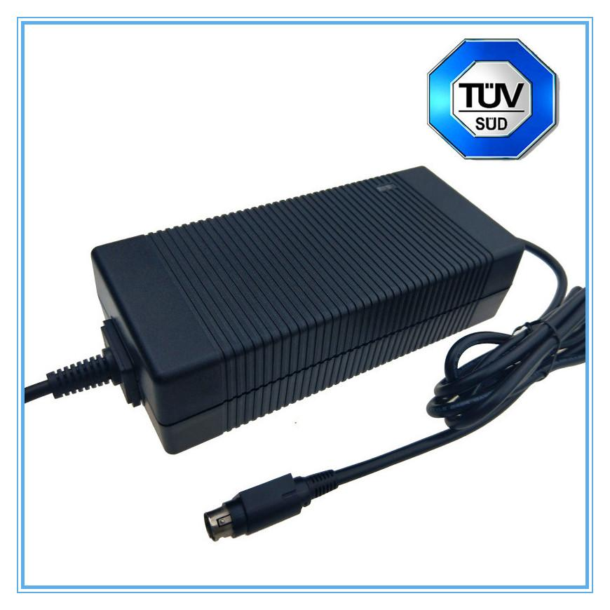 16.8V10A鋰電池充電器 UL GS PSE認証4串鋰電池組充電器 2