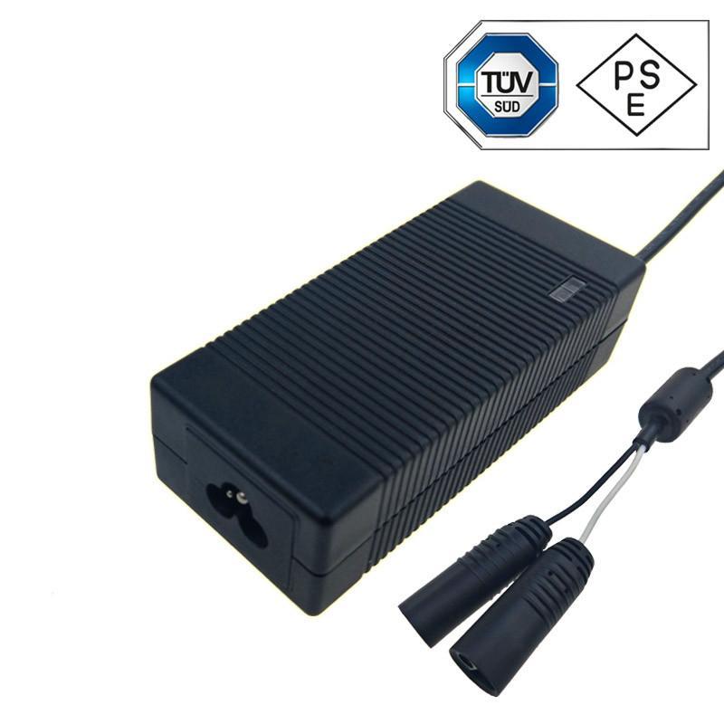 电源厂家销售25.2V1.5A锂电池充电器  多国认证 1