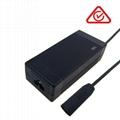 电源厂家销售25.2V1.5A锂电池充电器  多国认证 2