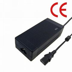 電源廠家批發67.2V2.5A鋰離子電池充電器 認証齊全