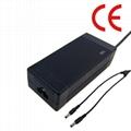 UL PSE认证67.2V1.75A锂电池充电器 16串锂电池组充电 1
