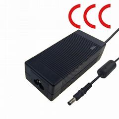UL60335認証29.4V4A鋰電池充電器 7串鋰電池組充電器