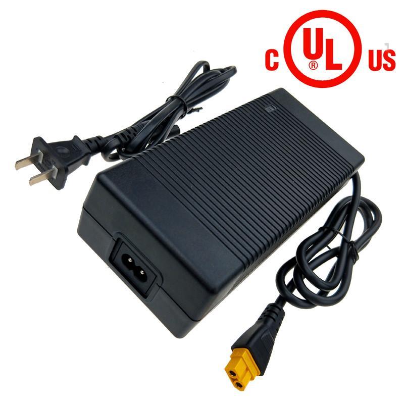 批發33.6V6A鋰電池充電器 多國認証 8串鋰電池組充電器 3