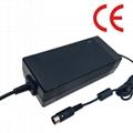 批發33.6V6A鋰電池充電器 多國認証 8串鋰電池組充電器 4